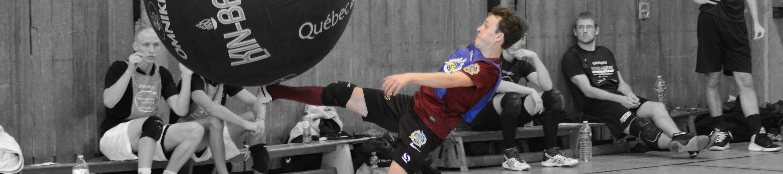 Kin-Ball K-ribou Bruxelles